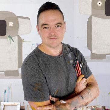 Portret Philip Bunting