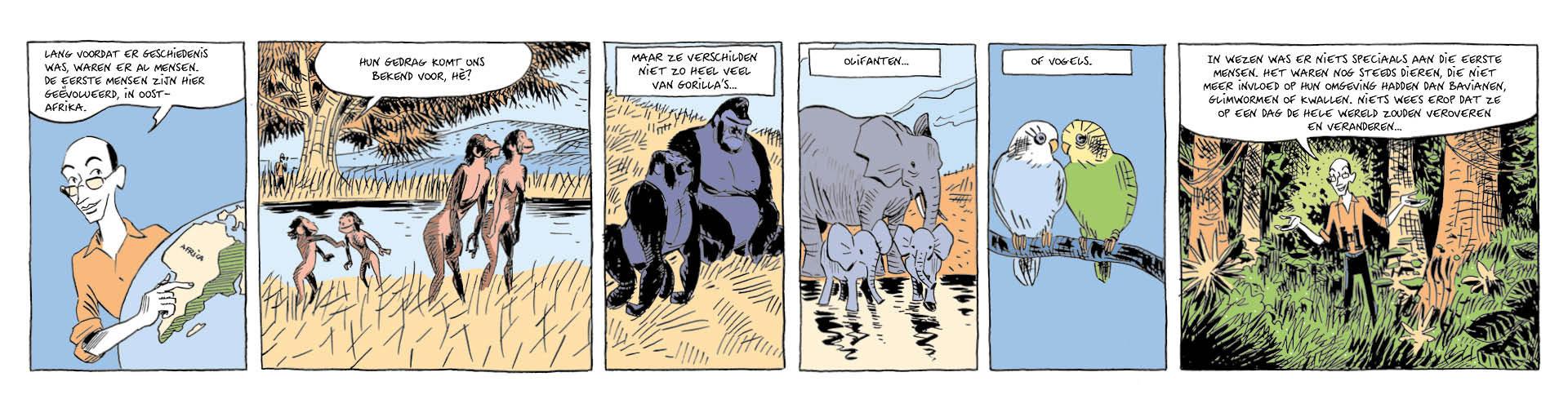 Sapiens-strip_Yuval-Noah-Harari