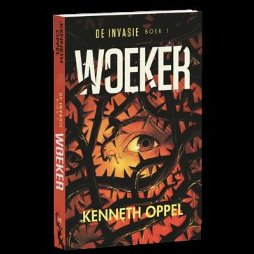 boek Woeker, Kenneth Oppel