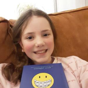 Kinderpanel Ella, Smile, Raina Telgemeier