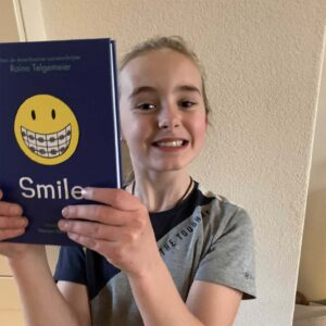 Kinderpanel Lotta, Smile, Raina Telgemeier
