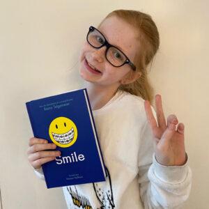 Kinderpanel Noortje, Smile, Raina Telgemeier