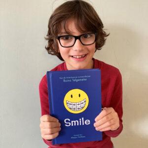 Kinderpanel Rijk, Smile, Raina Telgemeier