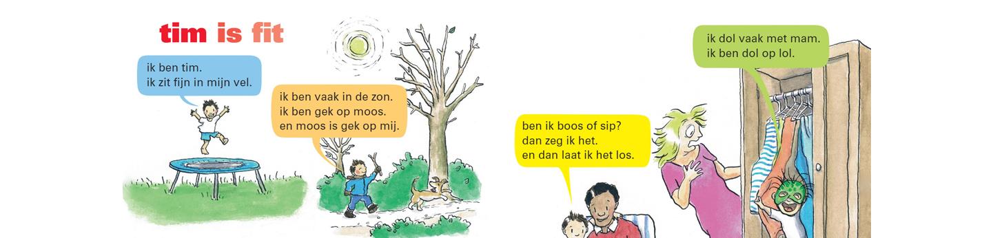 Fijn in je vel, Annemarie van den Brink