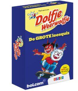 Dolfje Weerwolfje - Leesquiz