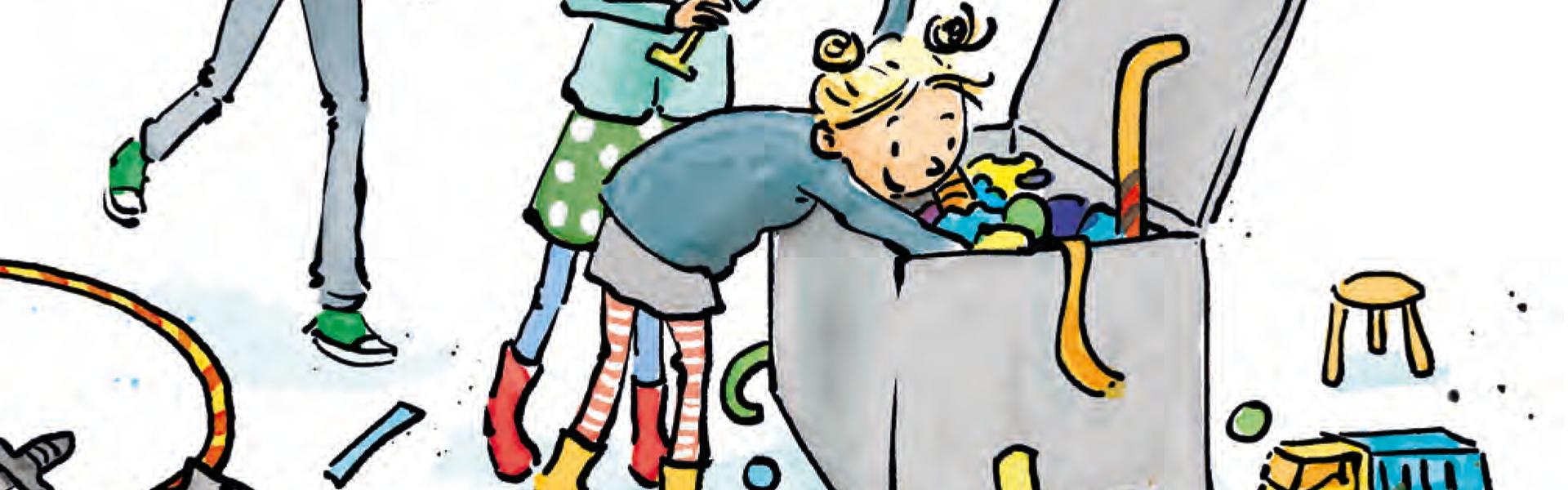De Zoete Zusjes zoeken een schat - Hanneke de Zoete, Iris Boter