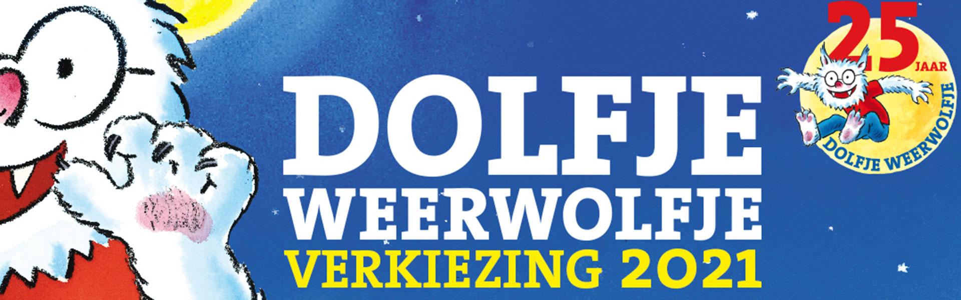 Dolfje Weerwolfje verkiezing