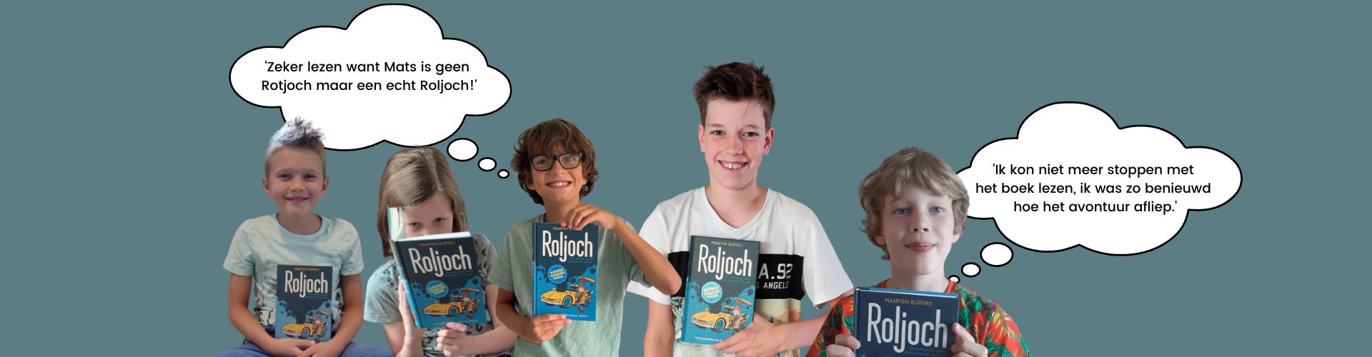 Ons Kinderpanel over 'Roljoch'