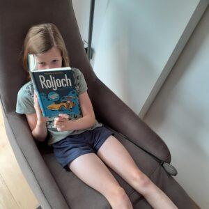 Kinderpanellid Lotte over Roljoch