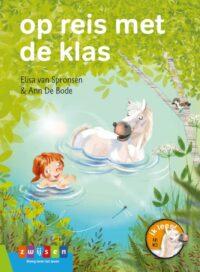 op reis met de klas Elisa van Spronsen, Ann de Bode