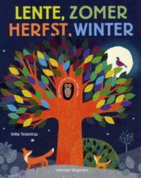 Lente, zomer, herfst, winter Britta Teckentrup
