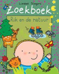 Zoekboek Rik en de natuur Liesbet Slegers