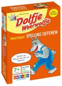 Kaartspel Spelling oefenen Paul van Loon, Hugo van Look