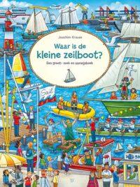Waar is de kleine zeilboot? Joachim Krause