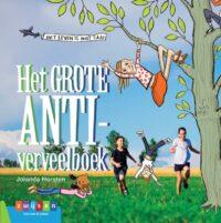 Het grote anti-verveelboek Jolanda Horsten, Marja Meijer