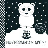 Milo's dierenwereld in zwart-wit Rowena Blythe