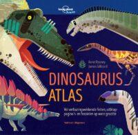 Dinosaurusatlas Anne Rooney, James Gilleard